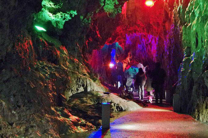 「龍泉洞」のハートスポットを巡ろう!