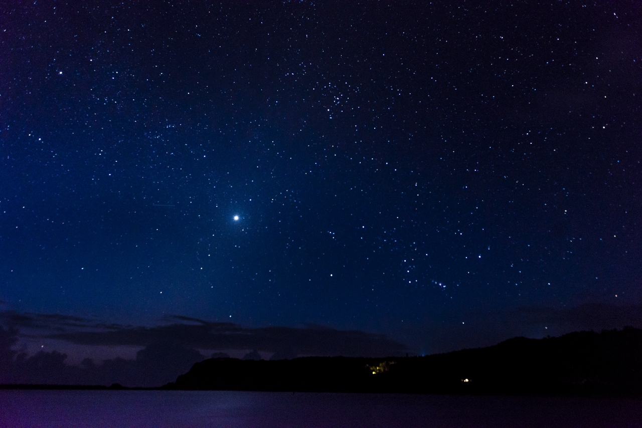 サンセット・夜景・星空も・・・
