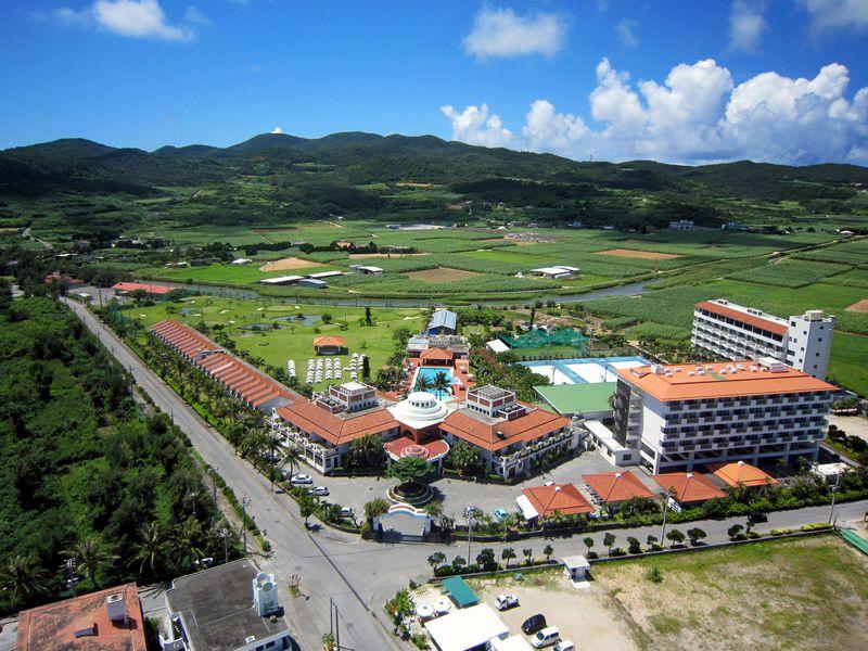 久米島を代表するホテル「リゾートホテル 久米アイランド」