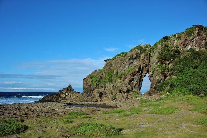 久米島の絶景が待つ北部を周遊!