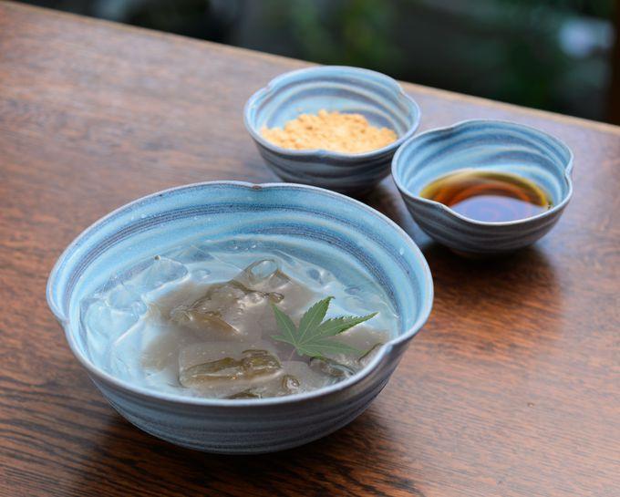京都の夏はかき氷やで!