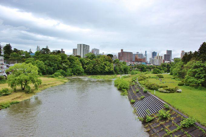 仙台市中心部のJOJO地名