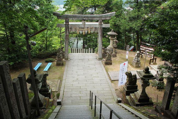 金刀比羅神社その他の見どころ