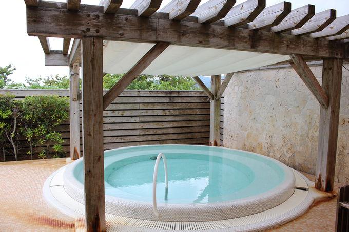 スパゾーンで沖縄にいながら温泉気分!