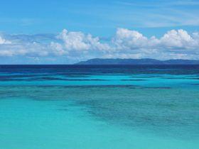波照間島「ニシ浜」でハテルマブルーの絶景へ飛び込もう!