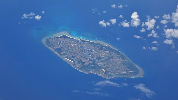 日本最南端の島「波照間島」