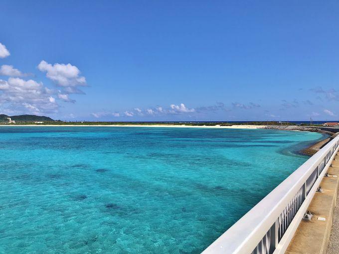 伊平屋島で外せない観光スポット 海・ビーチ編