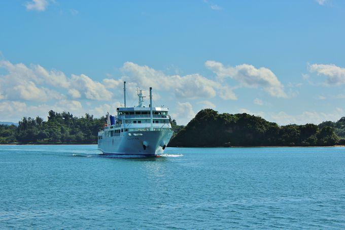 まずは知ろう、伊平屋島へのアクセス