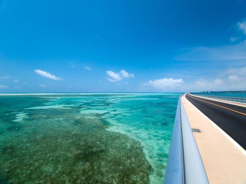 インスタ映え抜群の絶景橋!沖縄・宮古島にかかる3つの橋をめぐろう