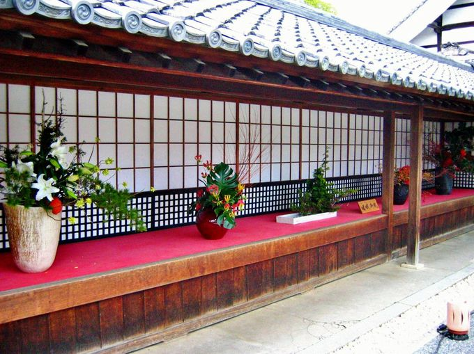 旧嵯峨御所・大覚寺は王朝文化を今に伝える