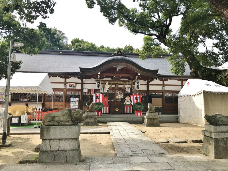 最初の天満宮!京都「吉祥院天満宮」は菅原道真生誕の地