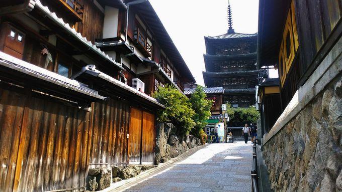 京都のインスタ人気��1スポット「八坂庚申堂」