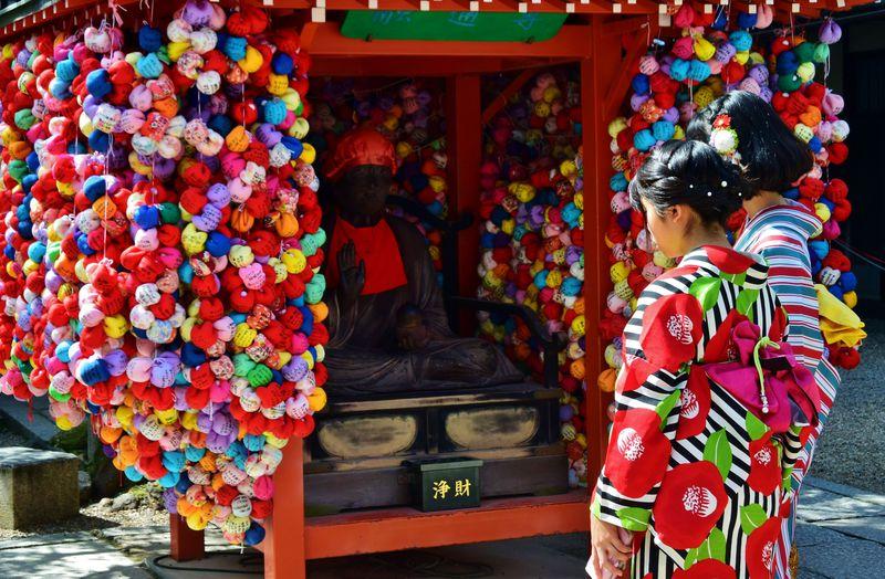京都で女子旅日帰りモデルコース 綺麗も可愛いも美味しいも充実!