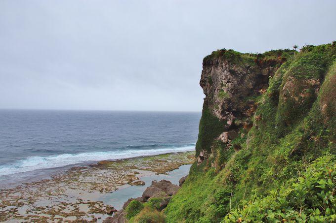 穴場絶景スポットは本島南部にあり!