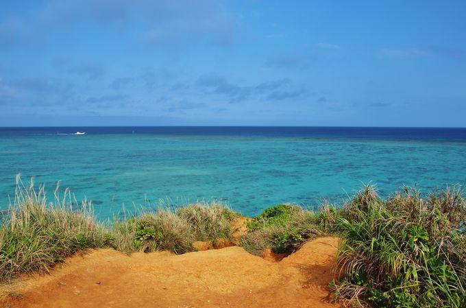 恩納村の穴場絶景スポット「ザネー浜」