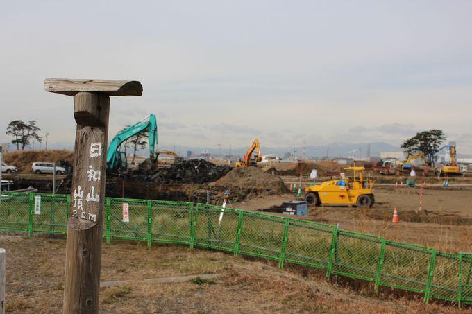 現地を訪れることで震災復興の現状を知る