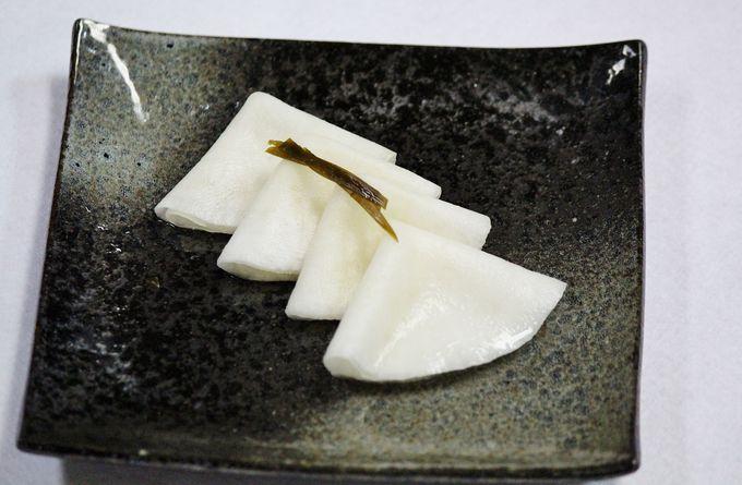 伝統の味を受け継ぐ「京つけもの」