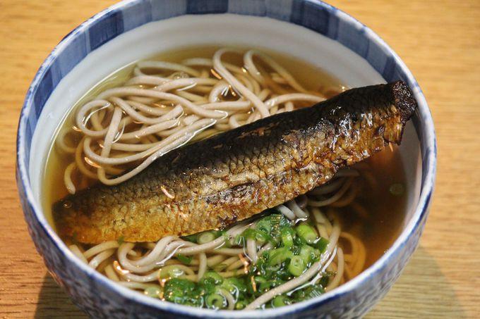 京都ならではの麺類たち