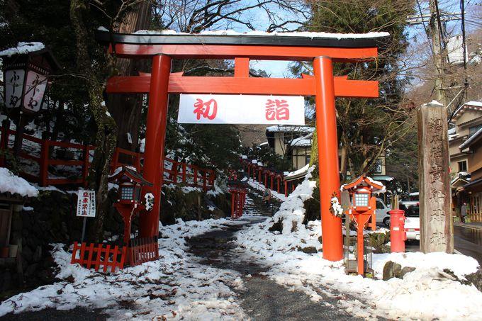 京の奥座敷に鎮座する「貴船神社」