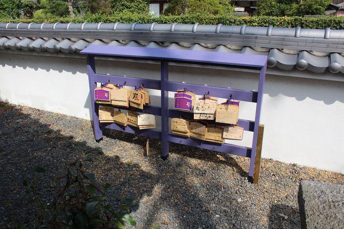 「松本神社」についに絵馬が登場!