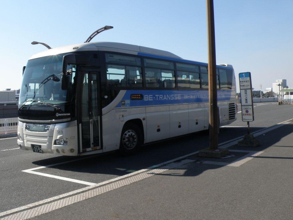 成田空港〜東京・銀座は20分おきに運行で予約不要