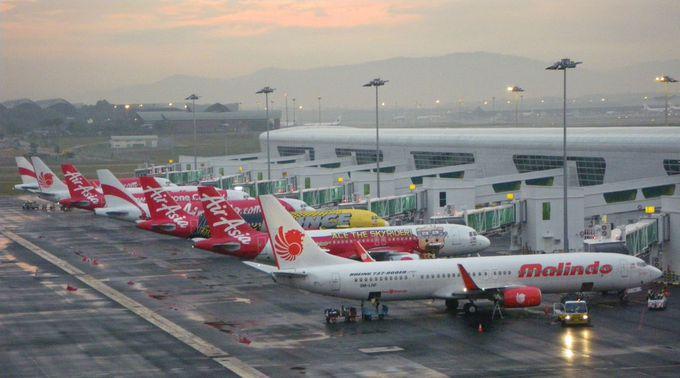 クアラルンプール国際空港に新オープン・LCC専用ターミナル〜KLIA2