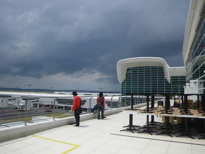 4.空港内の観光スポット