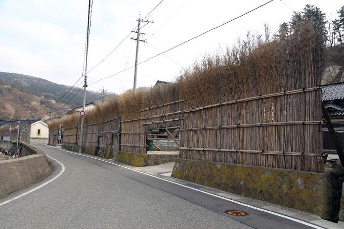 能登の原風景がひろがる、昔ながらの町並み・輪島市大沢町。