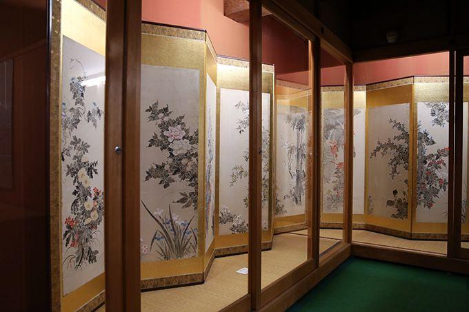 南惣美術館で公開されている美術工芸品は約250点♪