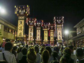 活気あふれる漁師町の勇壮で華麗なキリコ祭り!〜石崎奉燈祭〜