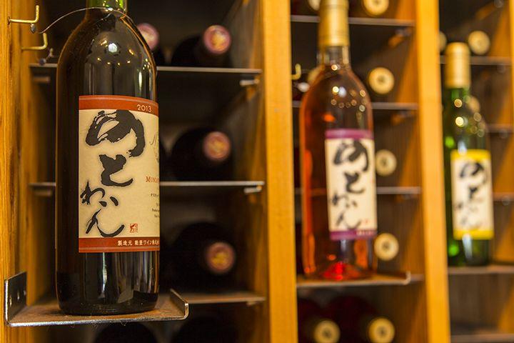 国産ワインコンクールで金賞受賞!全国でもトップレベルの評価♪