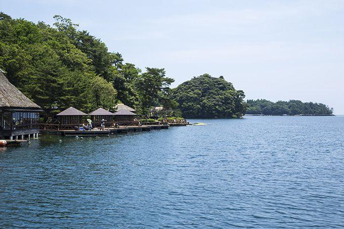 自然が造り出した99つの入り江からなるリアス式海岸。日本百景に選定!