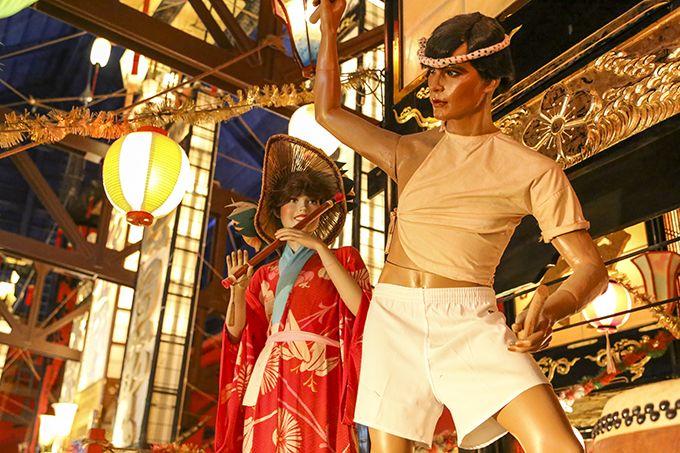 能登でしか見られない伝統的なキリコ祭り!キリコ会館で雰囲気を体感♪