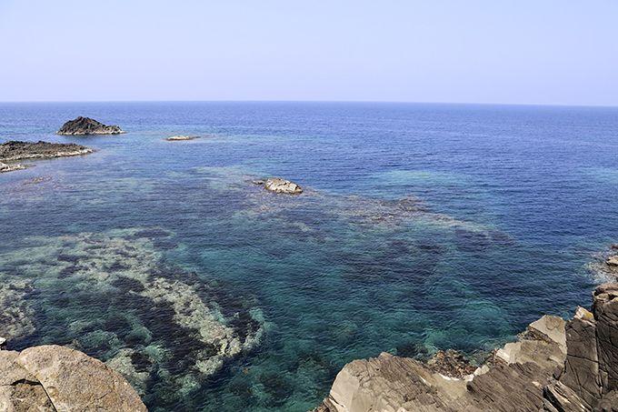 「海女の島」として知られる舳倉島♪
