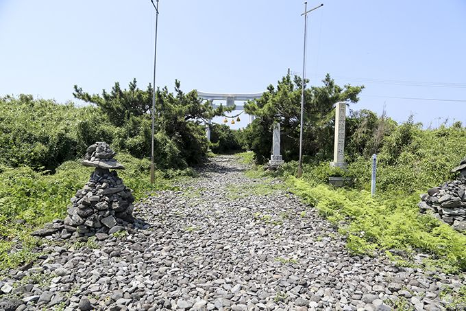 周囲約5kmの舳倉島!まずは島内を一周してみましょう♪