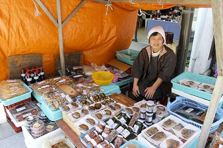 輪島朝市の旬の季節はなんといっても冬!脂がのった魚介類が魅力的!