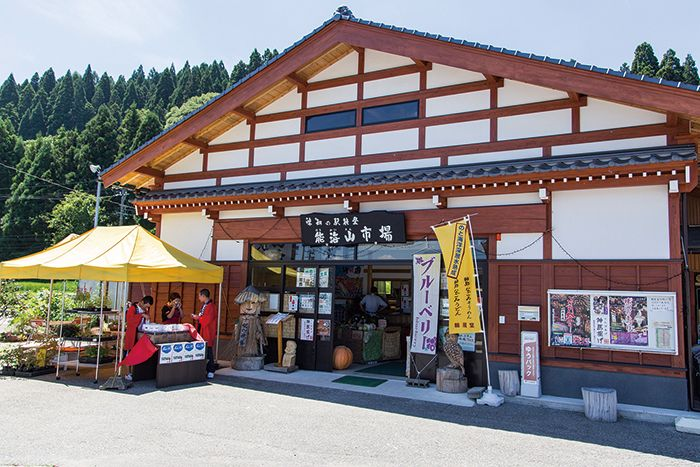 食材の宝庫・能登へ!能海山市場を拠点にグルメ旅!