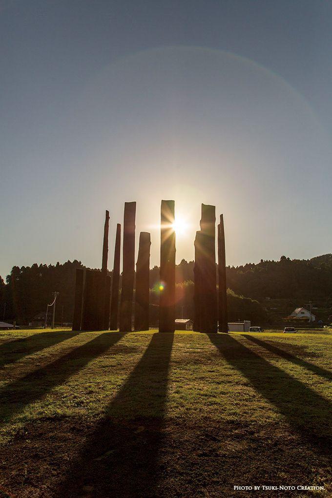北陸の縄文期を代表する巨大な「環状木柱列」は見応え十分♪