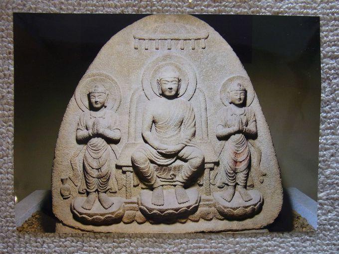 わが国最古の石仏を安置する石位寺