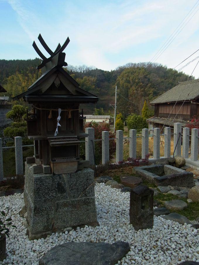 絶世の美女の生誕地を今に伝える玉津姫神社