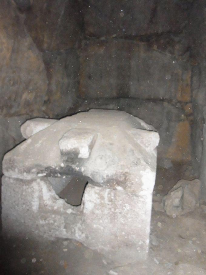 天王山古墳から粟原寺址