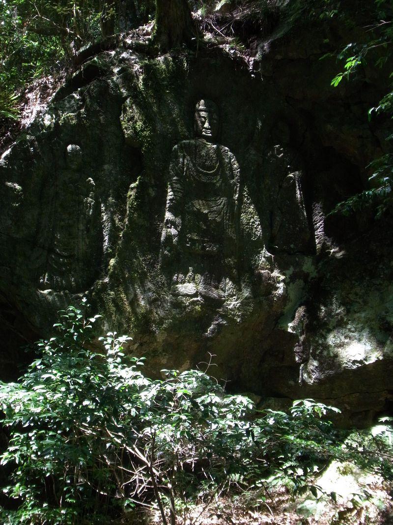 パワースポット・春日奥山(奈良)は自然の中のアートミュージアム!