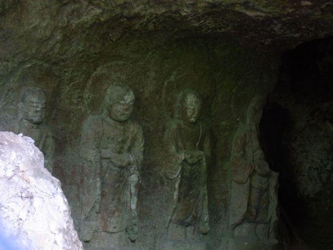 春日山石窟仏は南都密教化の貴重な資料