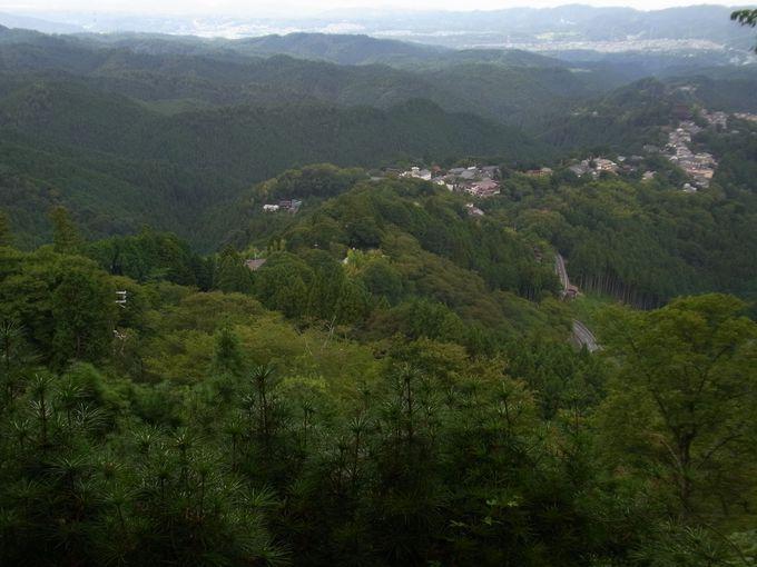 吉野山本来の魅力をさぐる旅は奥千本から