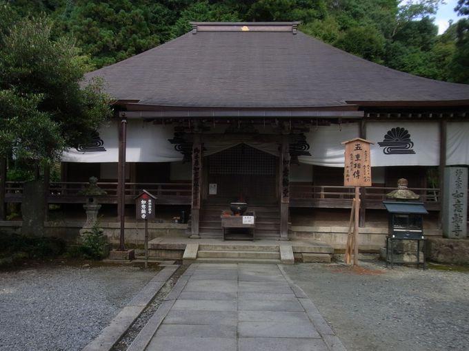 南朝の歴史を伝える如意輪寺