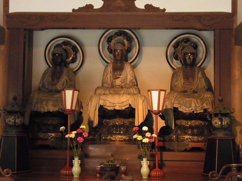 鎌倉五山 第4位 臨済宗 浄智寺