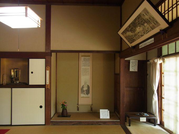 石庭を前にしばし瞑想・金福寺の本堂