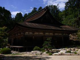 滋賀・湖東の野洲川流域は名刹・磨崖仏の宝庫
