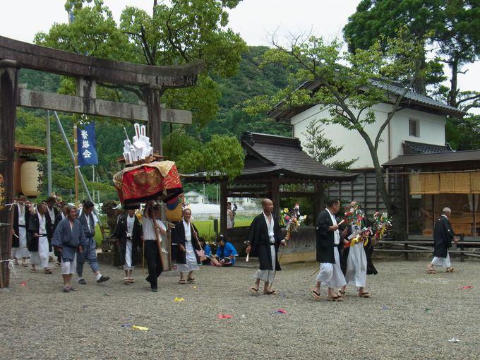 浦島太郎伝説を今に伝える宇良神社