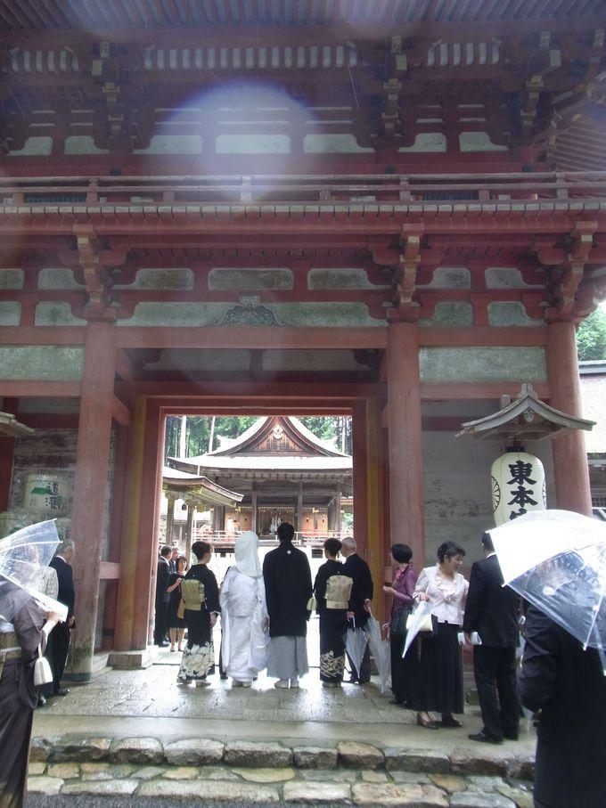 比叡山の繁栄はここから。山王総本宮・日吉大社